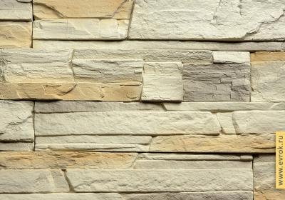 Легкий декоративный облицовочный камень
